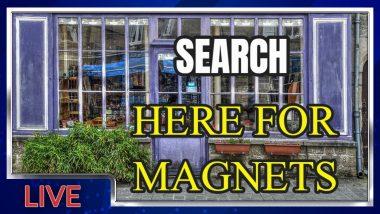 Business Card Magnets | https://magnetsmagnets.com | 70,000 Magnets For Sale
