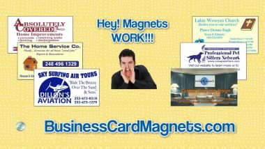 Buy Advertising Magnets Business CardMagnets For Sale