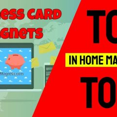 Buy Business Card Magnets Custom Business CardMagnets For Sale