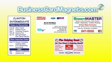 Buy Business Card Magnets Near Me Business CardMagnets For Sale