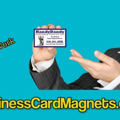 Buy Business Card Sized Magnets Business CardMagnets For Sale