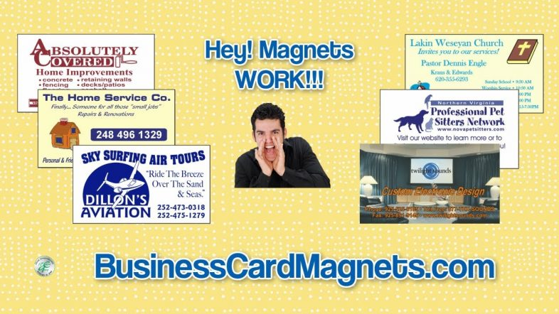 Buy Magnets With Custom Design Business CardMagnets For Sale