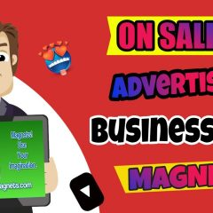 Buy Promotional Magnets Business Card Magnets   On Sale  